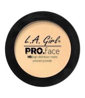 CLASSIC IVORY - Pro.Face Powder HD Matte - Poudre Compacte Matte par L.A Girl LA GIRL -  8.75