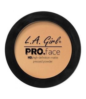 CLASSIC TAN - Pro.Face Powder HD Matte - Poudre Compacte Matte par L.A Girl LA GIRL -  8.75