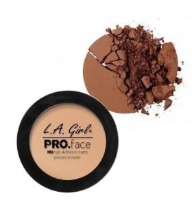 COCOA - Pro.Face Powder HD Matte - Poudre Compacte Matte LA GIRL -  8.75