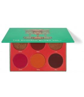 The Saharan Blush Palette Volume 1 - By JUVIA'S PLACE