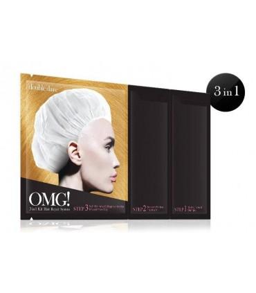 OMG 3 EN 1 KIT HAIR REPAIR SYSTEM MASK ( MASQUE CHEVEUX )
