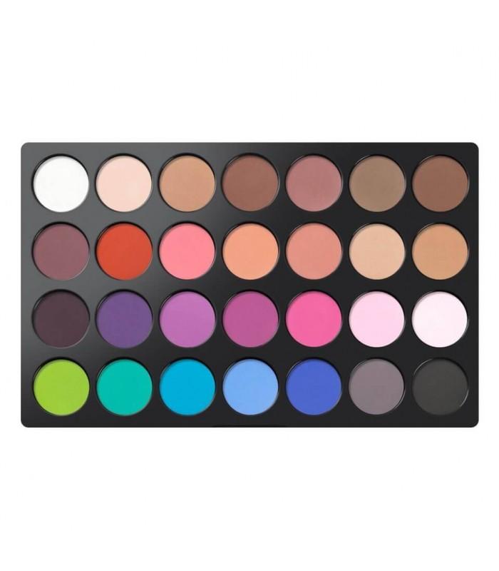Modern Mattes - 28 Color Eyeshadow Palette BH Cosmetics BH COSMETICS -  22.9