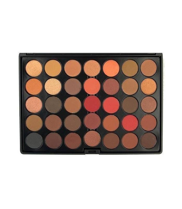 35 COLOUR SCANDALOUS EyeShadow Palette CROWNBRUSH CROWNBRUSH -  29