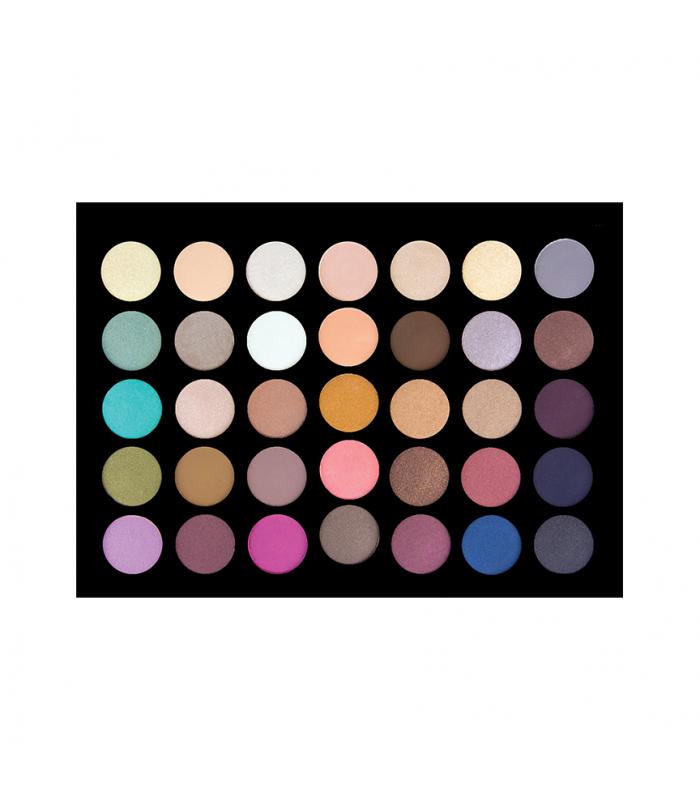 BACK to BASICS Eyeshadow Palette CROWNBRUSH CROWNBRUSH -  29