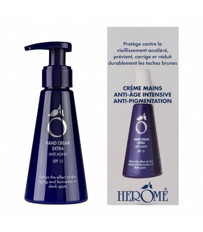 Crème pour les Mains Extra Anti-Age 120ML - HEROME