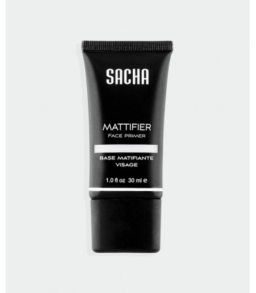 BASE MATIFIANTE VISAGE - MATTIFIER FACE PRIMER par Sacha Cosmetics