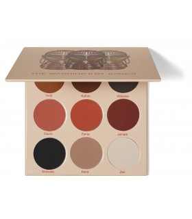 The Warrior II Eyeshadow Matte Palette - By JUVIAS PLACE JUVIAS PLACE -  26.9