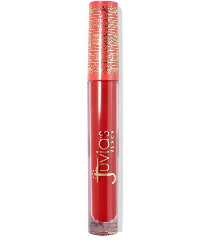 Afrik Matte Liquid Lipstick - By JUVIAS PLACE sur ckarlysbeauty.com