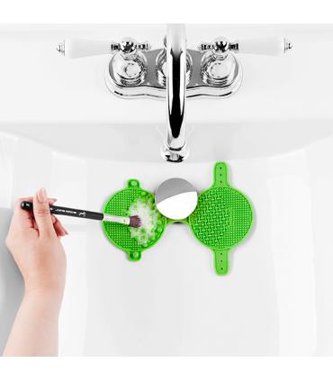 Palmat Green - Entretien Pinceaux Sigma Beauty VS PRACTK