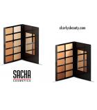 Palettes Visage FACE POWDER PALETTE - Palette Poudre Compacte 10 Teintes par Sacha Cosmetics CKARLYSBEAUTY.COM Sacha cosmetics