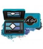 LES YEUX -  INSPIRING Eyeshadow Palette -  Catalogue Produits LA GIRL USA sur ckarlysbeauty.com  INSPIRING EyeShadow Tin-Day Dr