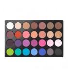 Eyeshadows Essential Eyes - 28 Color Eyeshadow Palette BH Cosmetics CKARLYSBEAUTY.COM Palettes Fard à Paupières BH COSMETICS