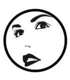 I LOVE MAKEUP FACE CKARLYSBEAUTY.COM