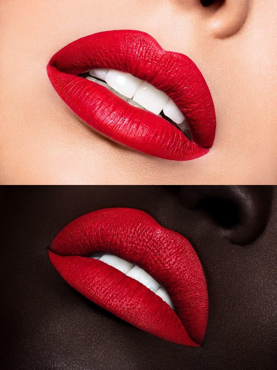 Afrik Matte Liquid Lipstick sur ckarlysbeauty.com
