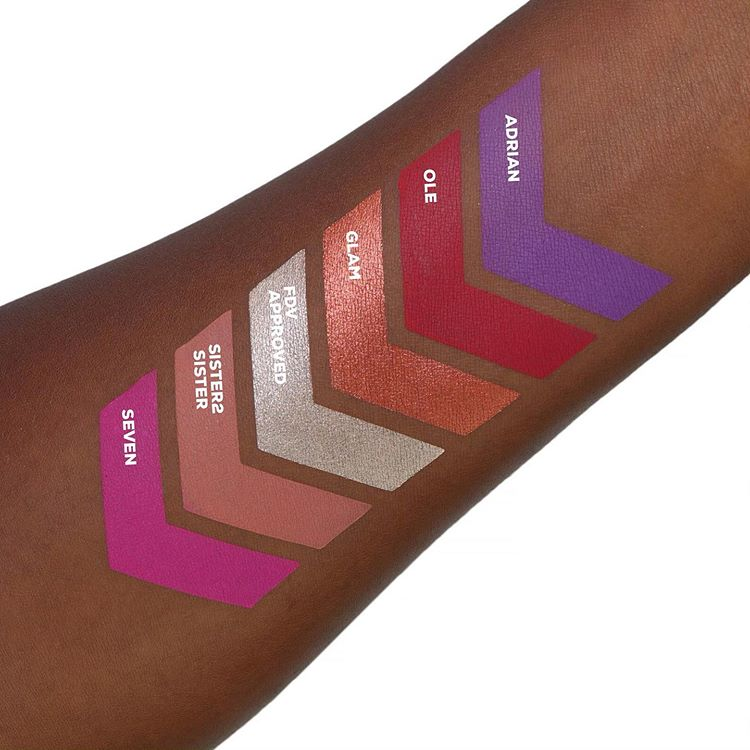 THE QUEEN FUMI Eyeshadow Palette JUVIAS PLACE
