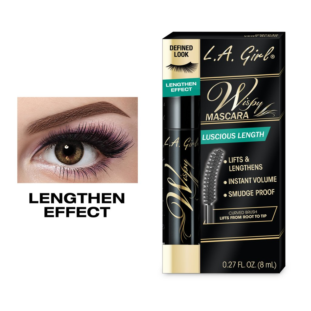 WISPY LASH MASCARA 8ml L.A GIRL COSMETICS