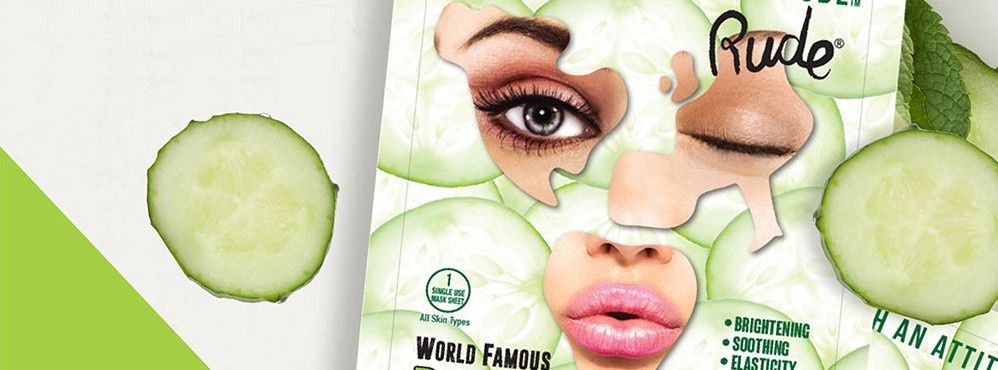 PICKLE MY FACE HYDROGEL CUCUMBER MASK